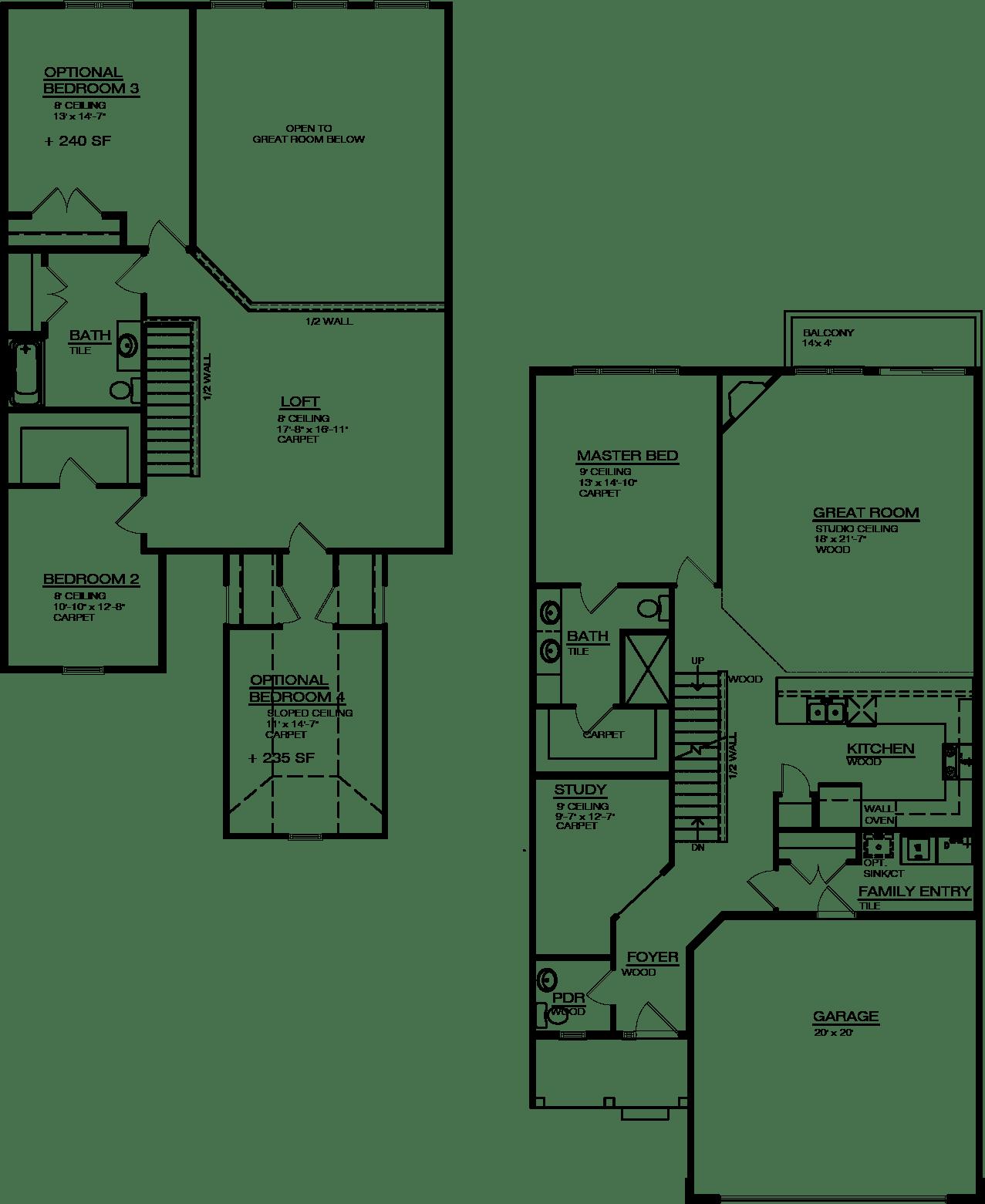 Eyton Floor Plan